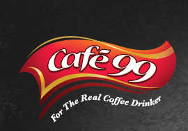 Cafe 99 For The Real Coffee Drinker
